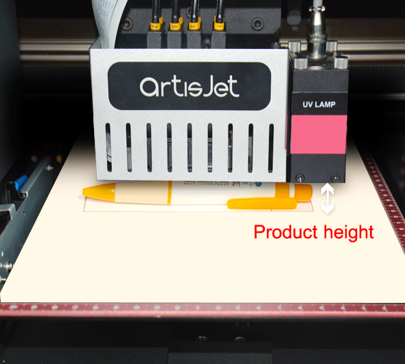 product height