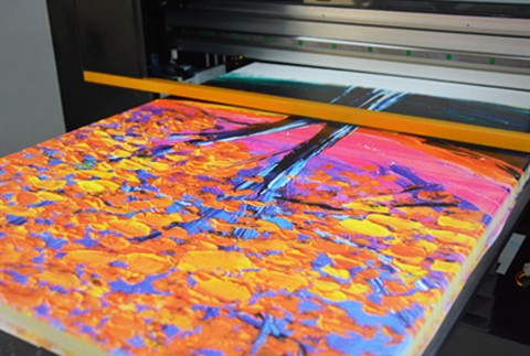 Moreover The Digital Image Printed Directly Onto Wood Base Using A Flatbed Printer Offers Durable Results Allowing Full Printing With High Adhesion