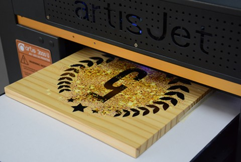 custom wood photo frames and promotional products direct led uv printing