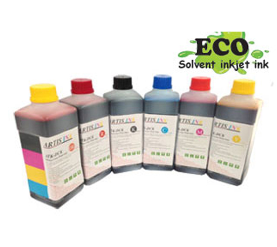 Direct to Substrate Eco Solvent Ink
