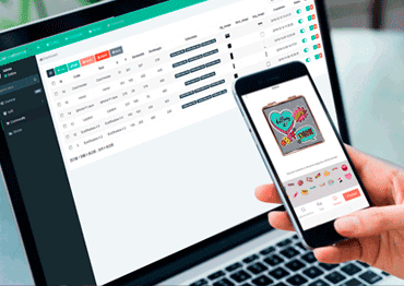 artisJet RIP  and Layering softwares